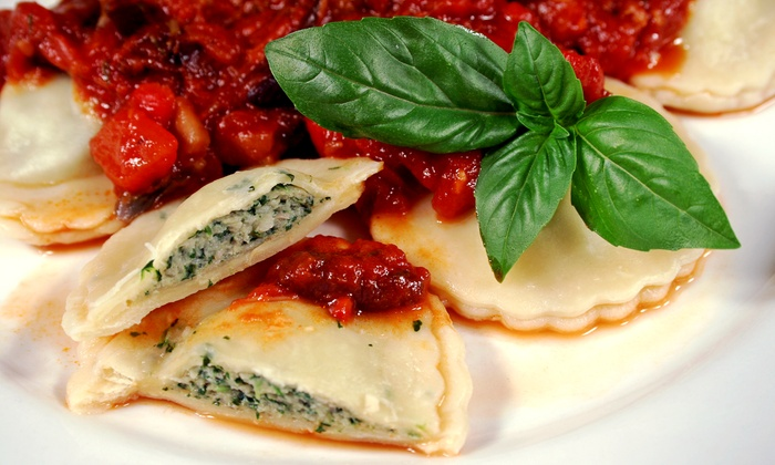 Quattro Gastronomia Italiana - City Center: Upscale Italian Cuisine for Two, Four, or Six at Quattro Gastronomia Italiana (Up to 50% Off)