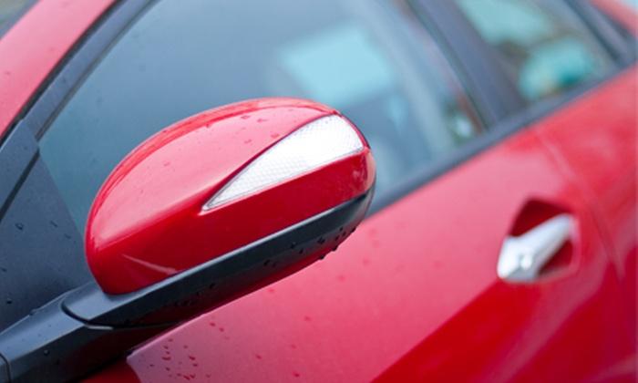 Kitchener Car Wash - Victoria North: 5, 10, or 15 Super Kiss Car Washes at Kitchener Car Wash (Up to 62% Off)
