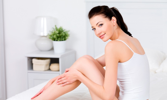 OLA Salon & Spa - Orleans: $199 for One Year of Unlimited Laser Hair-Removal for Three Areas at OLA Salon & Spa (Up to $2,944 Value)