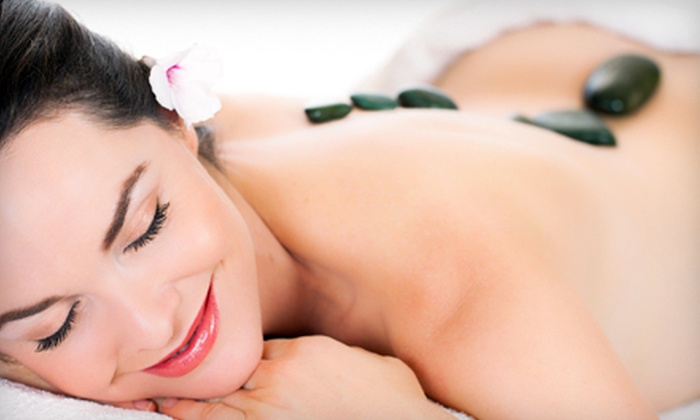 Graceful Facials And Bodywork - Canyon Gate: Swedish Massage with Hot Stones or a Massage Retreat at Graceful Facials and Bodywork (Up to 61% Off)