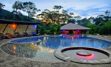 3-, 4-, or 5-Night Stay at Rio Celeste Hideaway Hotel in Costa Rica