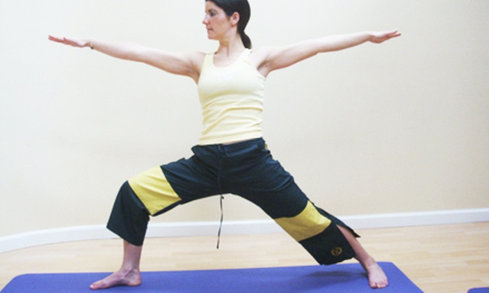 Absolute Yoga - Woodbury: 10 or 15 Yoga Classes at Absolute Yoga (Up to 63% Off)