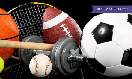 $20 for $40 Worth of New, Gently Used, and Used Sports Equipment at Play It Again Sports