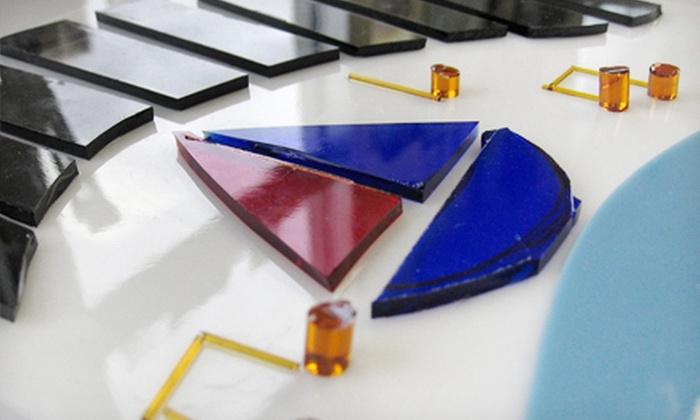 Artopia Studios Inc. - Calgary, Alberta: $25 for a Glass-Fusing Workshop at Artopia Studios Inc. (Up to $50 Value)