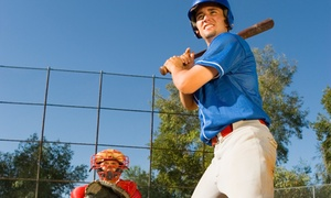 Elite Baseball: Three or Five Hitting or Fielding Classes at Elite Baseball (Up to 60% Off)