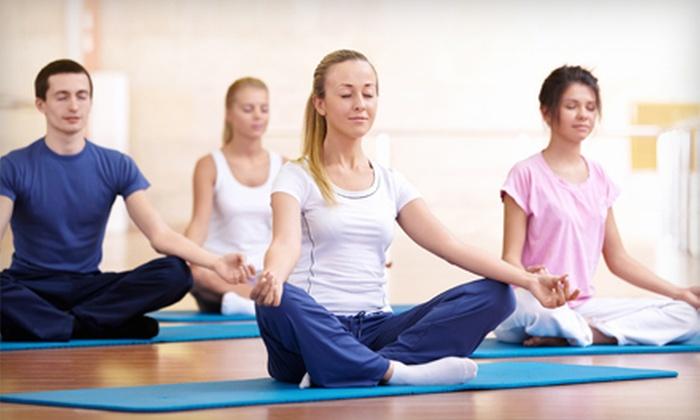 Southampton Martial Arts - Upper Southampton: 6 or 12 Yoga Classes at Southampton Martial Arts (Up to 52% Off)