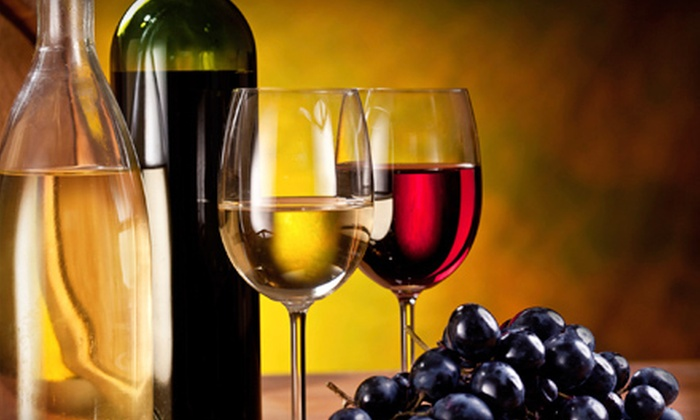 San Vicente Cellars - Camarillo: Wine Tasting for Two or Four with 20% Off Additional Wine Purchase at San Vicente Cellars in Camarillo (Up to 55% Off)