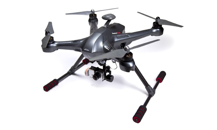 Up To 23% Off on Walkera Scout X4 Camera Drone | Groupon Goods