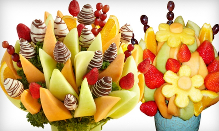 Shakespeare Pies - Shakespeare: $25 for $50 Worth of Fruit Bouquets at Shakespeare Pies