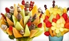 Shakespeares Pies - Shakespeare: $25 for $50 Worth of Fruit Bouquets at Shakespeare Pies