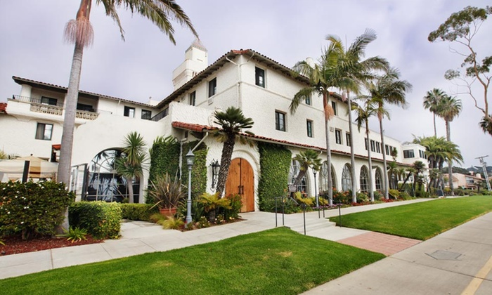 null - Los Angeles: Stay at The Parkside Inn in Santa Barbara, CA, With Dates Into January