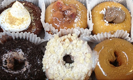 Two Dozen Donuts at DOCO (Up to 50% Off). Two Options Available.