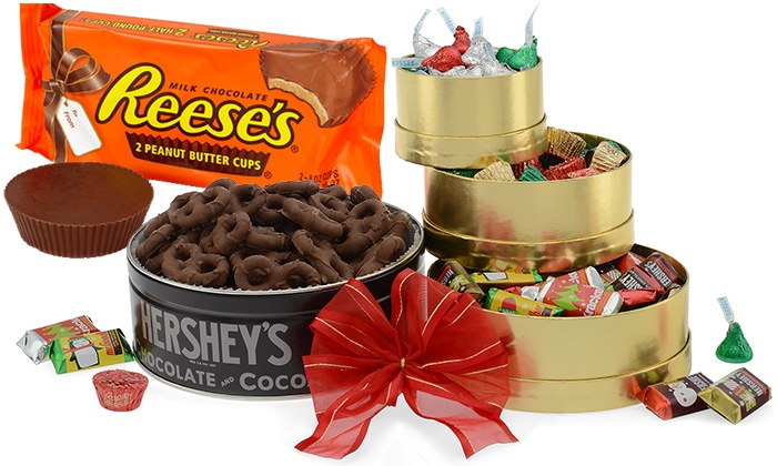 The Hershey's Store: $11 for $20 Worth of Candy, Apparel, Decor, and Gifts from The Hershey's Store