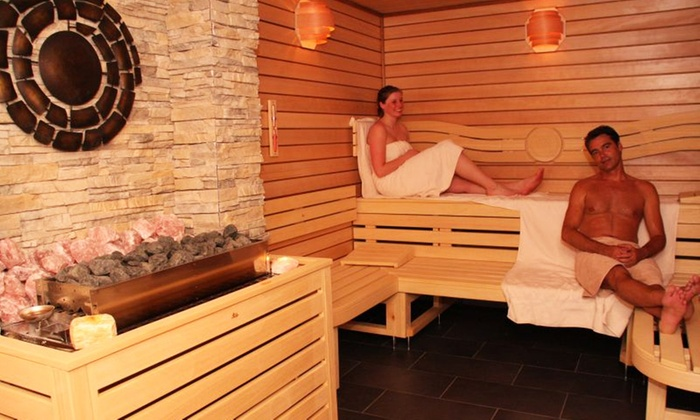 deluxe sauna tageskarte wellness im vakantiehotel der. Black Bedroom Furniture Sets. Home Design Ideas