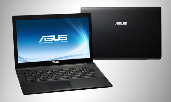 "ASUS F-Series 17.3"" HD Laptop: $469.99 for an ASUS F-Series 17.3"" HD Laptop with a 750GB Hard Drive ($599 List Price). Free Shipping and Returns."