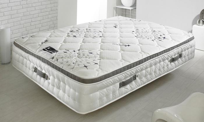 amethyst crystal 2500 mattress