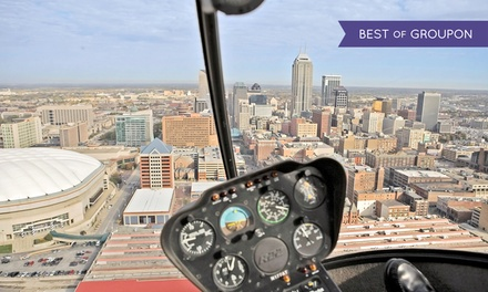 Helicopter Flight Lesson or VIP Helicopter Tour from Freedom Helicopters (Up to 47% Off)
