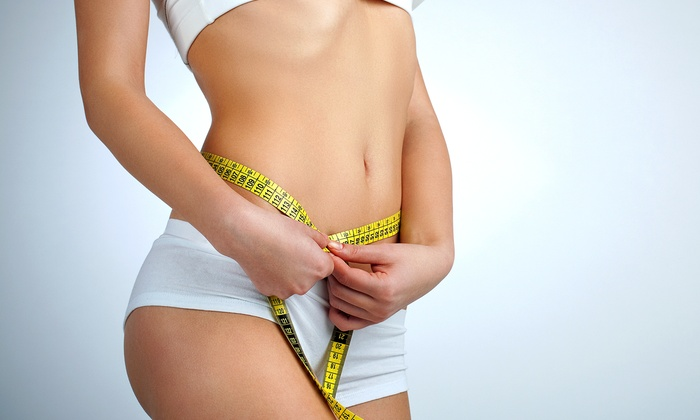 Laser Fitness - Oakland: One, Three, or Five Yolo Curve Laser Lipo Treatments at Laser Fitness (Up to 72% Off)