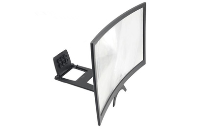 """12"""" Curved Phone Screen Amplifier"""