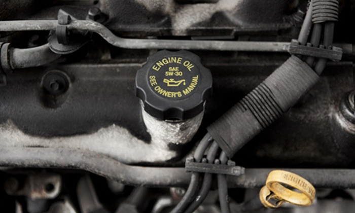 Ziegler Tire - Multiple Locations: $17 for Premium Oil Change with Battery Test, Tire Rotation, and Air-Pressure Adjustment at Ziegler Tire ($35 Value)