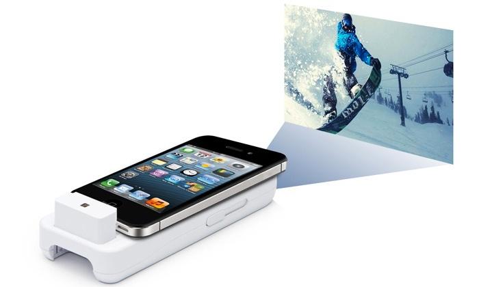 Video Projecteur Pour Iphone
