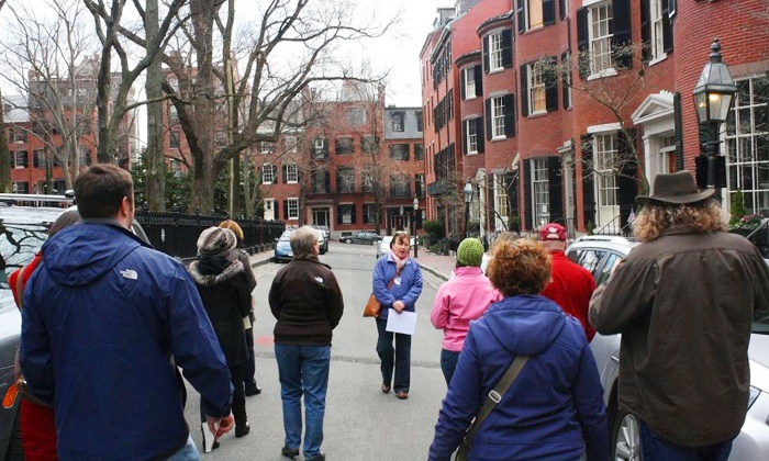Boston By Foot, Inc. - Boston: One-Year Walking-Tour Membership for a Family from Boston By Foot, Inc. (51% Off)