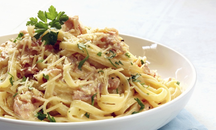Ricci's - East Hanover: $25 for an Italian Dinner with an Appetizer, Dessert, and Drinks for Two at Ricci's (Up to $51.80 Value)