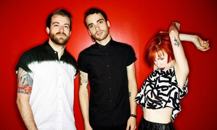 Paramore - The Self-Titled Tour - KeyArena: Paramore–The Self-Titled Tour at Key Arena on October 15 with Optional 4-Song Download from #1 Album (Up to 54% Off)