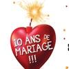 """""""Ils s'aiment"""" or """"10 Ans de Mariage"""""""