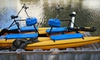 Ponce Inlet Water Sports - Pons Grant: Solo and Tandem Hydrobiking for Up to Four from Ponce Inlet Water Sports (Up to 55% Off). Four Options Available.