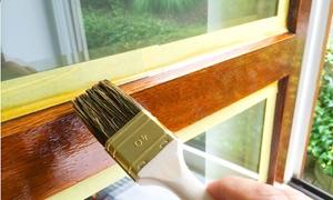 Magic Color: Ripristino e verniciatura di fino a 14 infissi o persiane o servizio di imbiancatura (sconto fino a 90%)