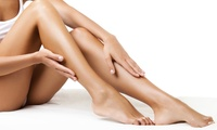 Three or Six Sessions of Laser Hair Removal Sessions on a Choice of Area at Dead 2 Rights