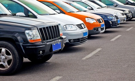 $11 for Three Days of Airport Parking at Executive Valet Parking in Suffield (Up to $36.18 Value)