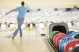 Cherry Hill Lanes: $14 for Bowling and Drinks for Two at Cherry Hill Lanes (Up to $26 Value)