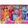 Disney Princess Dreams Come True Doll Sets (3-Pack)