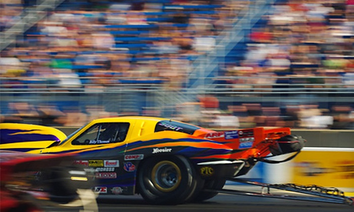 Race Your Ride - Route 66 Raceway: $20 for Participant Pass to Drag Race on the Track at Route 66 Raceway's Test & Tune ($40 Value). Five Dates Available.