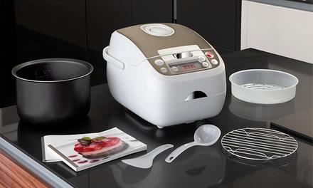 Robô de cozinha NewCook Elite por 74,99€