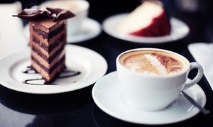 Coastal Coffee: Coffee and Cake for One or Two at Coastal Coffee (Up to 51% Off)