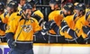 Nashville Predators – Up to 40% Off Game