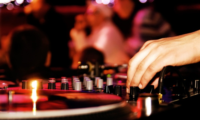 Music Master Disc Jockeys - Norcross: $850 for Four Hours of DJ Services from Music Master Disc Jockeys ($1,995 Value)