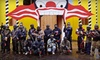 Up to 67% Off at Paintball Explosion