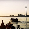 58% Off Sunset and Weekend Voyageur Canoe Tour