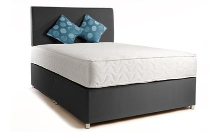 orthopaedic or pocket sprung mattress