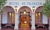 Hotel St. Francis - Downtown Santa Fe: One- or Two-Night Stay at Hotel St. Francis in Santa Fe, NM