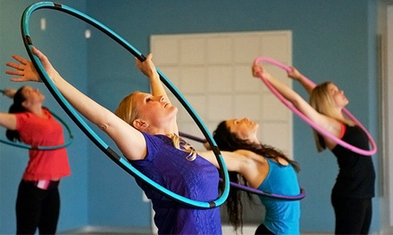 5 or 10 Yoga and Fitness Classes at Serenite Fitness East (Up to 72% Off)