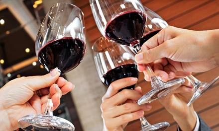 Wine Tasting for 2 or 4, or a Tasting Party for Up to 12 at Captain's Walk Winery (Up to 59% Off)