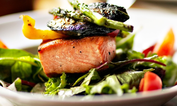 Sebastian's on Broadway - West Revere: Italian-American Dinner of Salads and Entrees for Two or Four at Sebastian's on Broadway (Up to 46% Off)