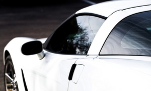 Startronics: 3M Premium or Ceramic Tinting for Five Windows or Premium Tinting for Two Front Windows at Startronics (Up to 61% Off)