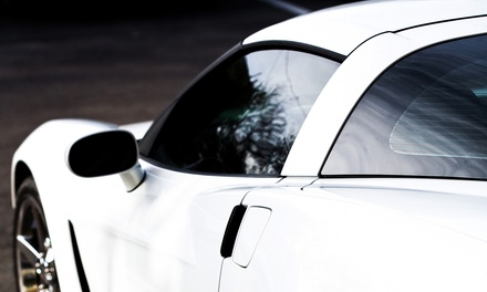 3M Premium or Ceramic Tinting for Five Windows or Premium Tinting for Two Front Windows at Startronics (Up to 61% Off)