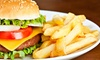 The Hills Bar & Grille - Rochester: Casual American Food and Drinks for Two or Four at The Hills Bar & Grille (Up to 38% Off)